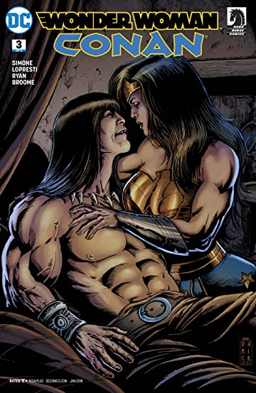 Wonder Woman/Conan (2017-) No.3