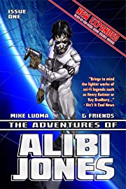 The Adventures of Alibi Jones #1