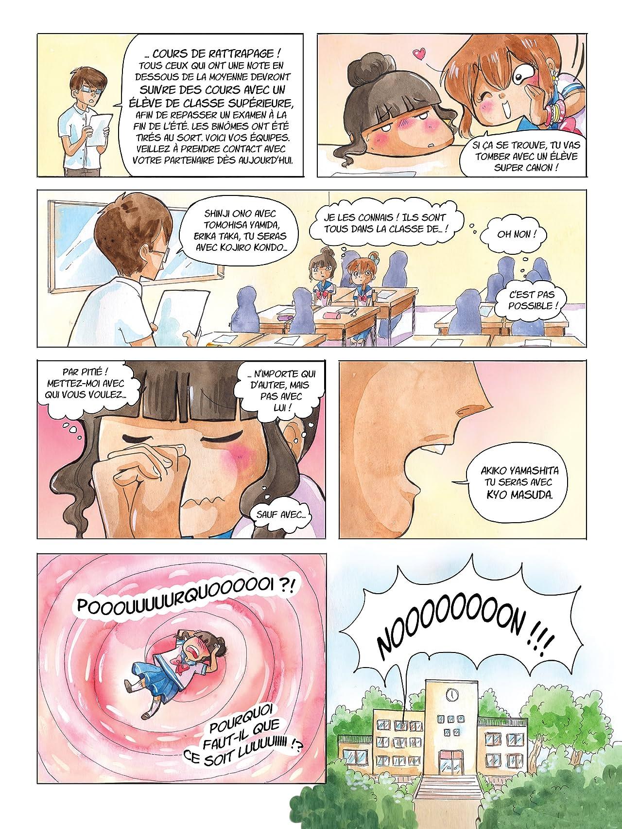 Akiko Vol. 2: Un été inoubliable !