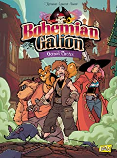 Bohemian Galion Vol. 2: Ocean's Pirates
