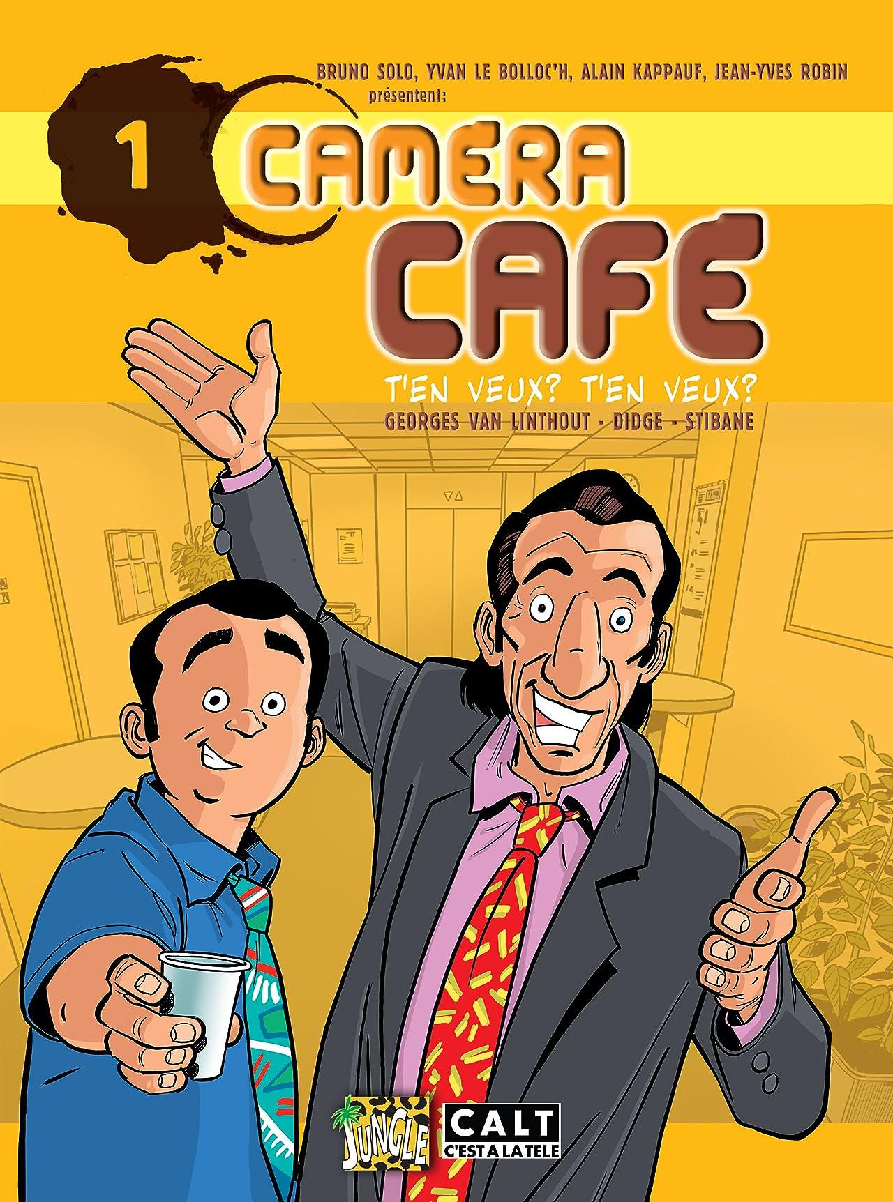 Caméra Café Vol. 1: T'en veux ! T'en veux !
