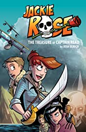 Jackie Rose Vol. 1: The Treasure of Captain Read