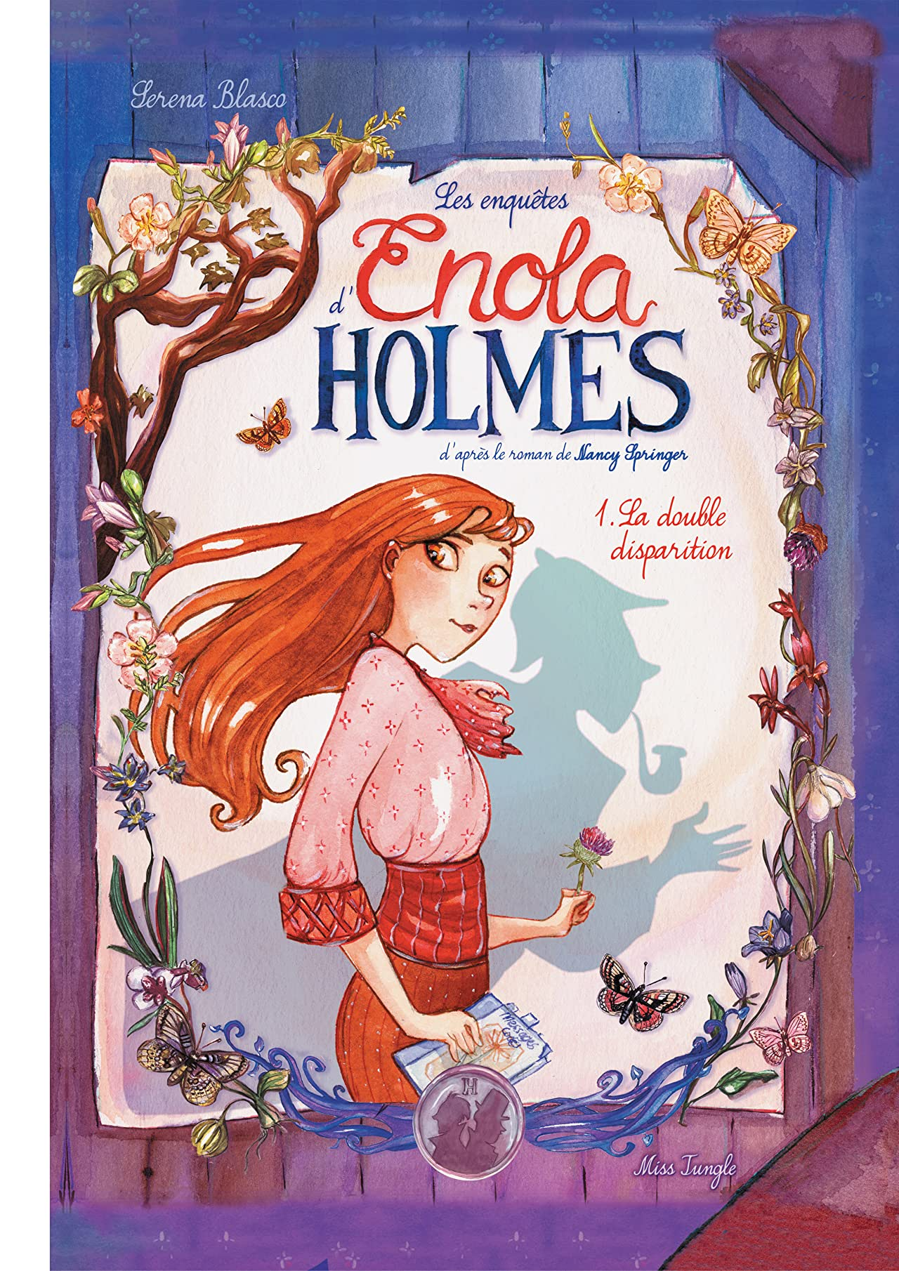 Enola Holmes Vol. 1: La double disparition