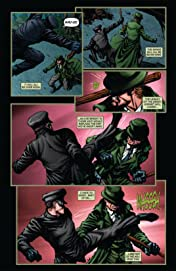Green Hornet: Blood Ties #1