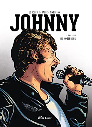 Johnny Vol. 2: Les années Noires (1962-1980)  version collector