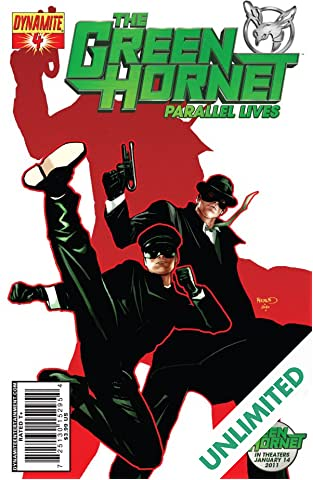 The Green Hornet: Parallel Lives #4