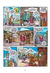 Lascars Vol. 2: Pas de carnaval pour les vrais gars