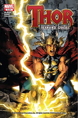 Thor: First Thunder No.3 (sur 5)
