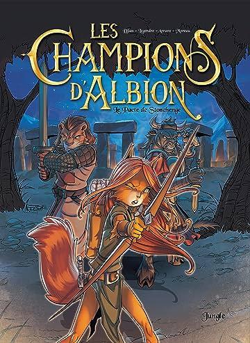 Les Champions d'Albion Vol. 1