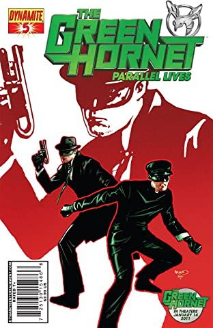 The Green Hornet: Parallel Lives #5