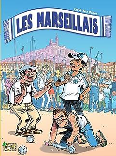 Les Marseillais Tome 1