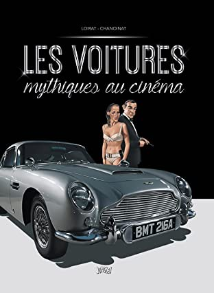 Les voitures mythiques du cinéma