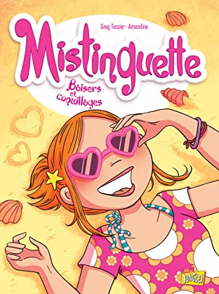 Mistinguette Vol. 2: Baisers et coquillages