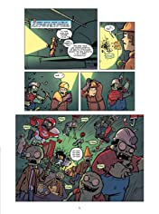 Plants vs zombies Vol. 1: A l'attaque