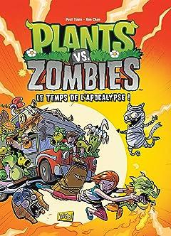 Plants vs zombies Vol. 2: Le temps de l'apocalypse !