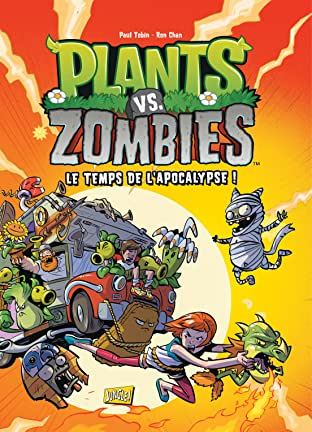 Plants vs zombies Vol. 2: Le temps de l'apocalypse !