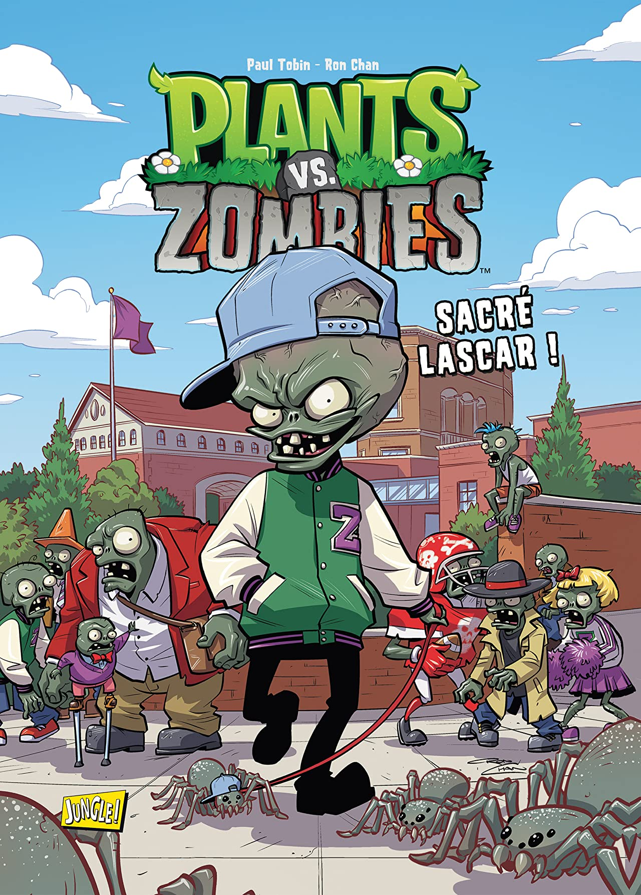 Plants vs zombies Vol. 3: Sacré Lascar