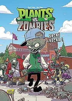 Plants vs zombies Vol. 3: Sacré Lascar