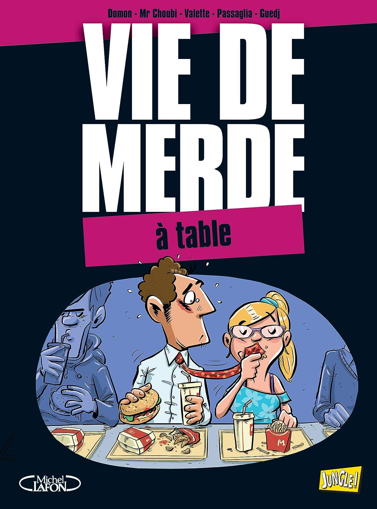 VDM Vol. 14: à table
