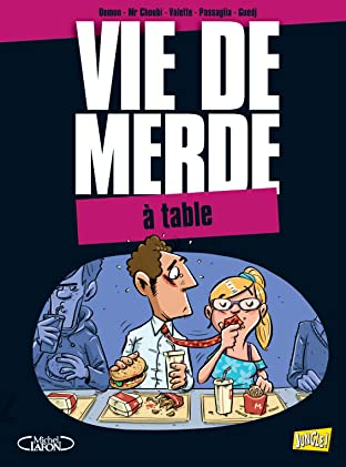 VDM Vol. 14: à table