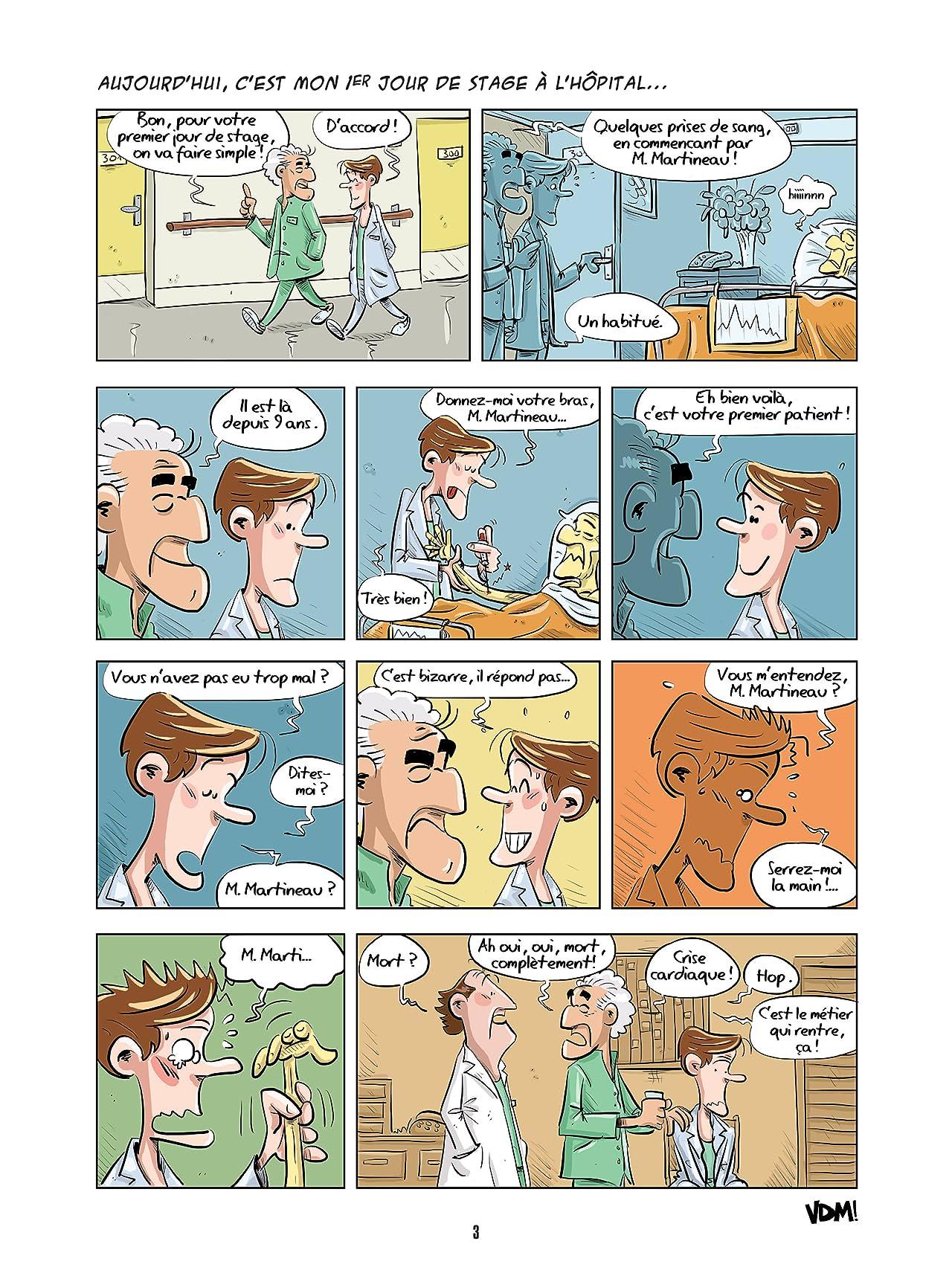 VDM Vol. 2: au boulot