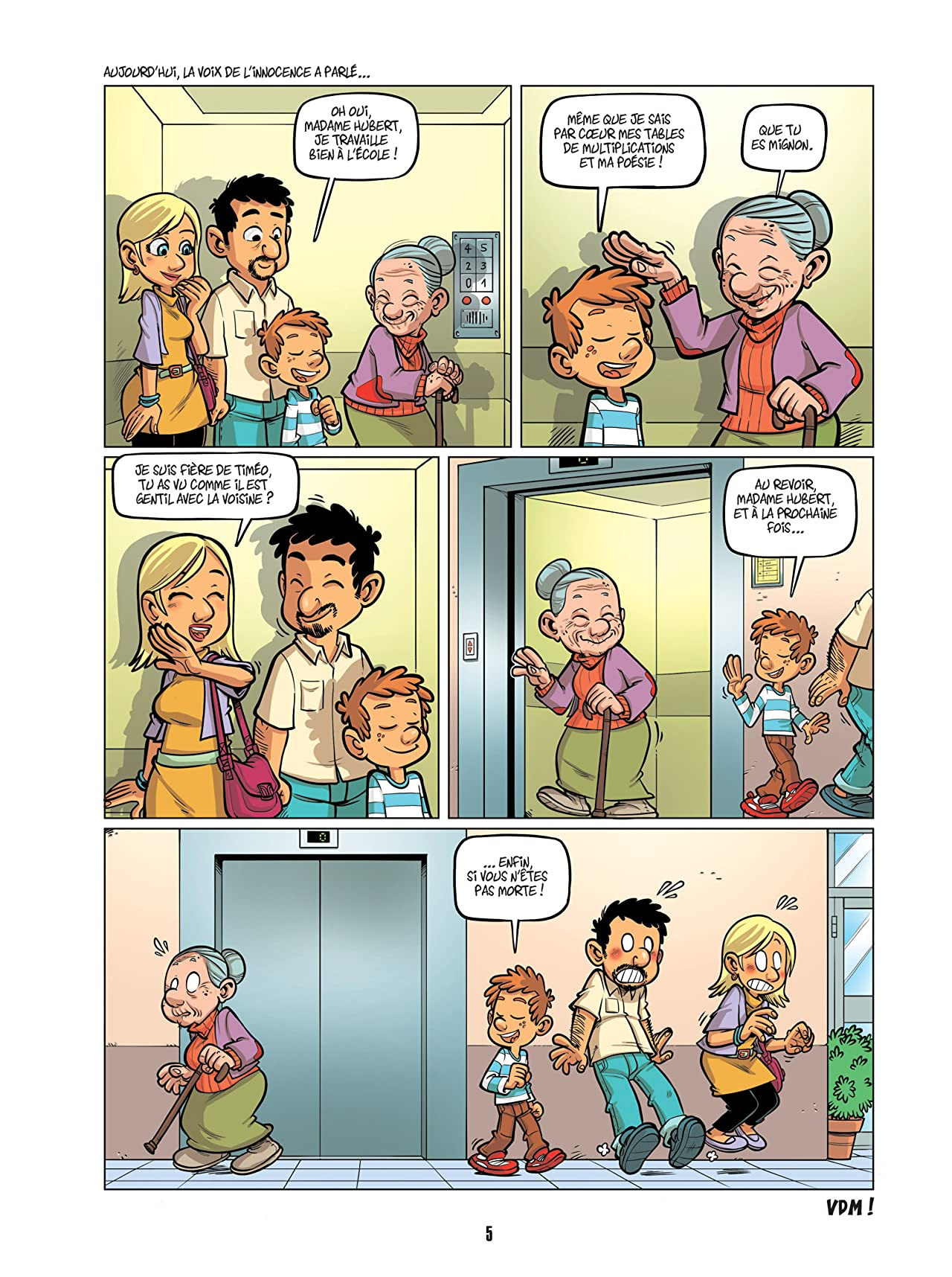 VDM Vol. 20: Les Voisins