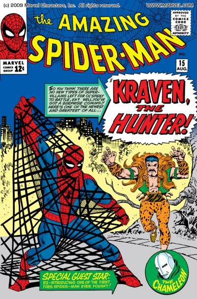 Amazing Spider-Man #015