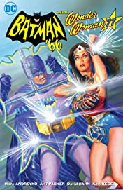 Batman '66 Meets Wonder Woman '77 (2016-2017)