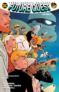 Future Quest (2016-2017) Vol. 2