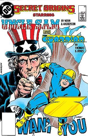 Secret Origins (1986-1990) #19