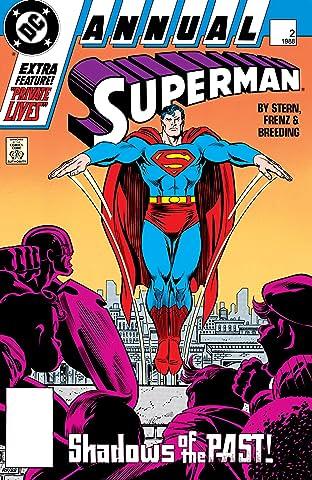 Superman (1987-2006): Annual No.2