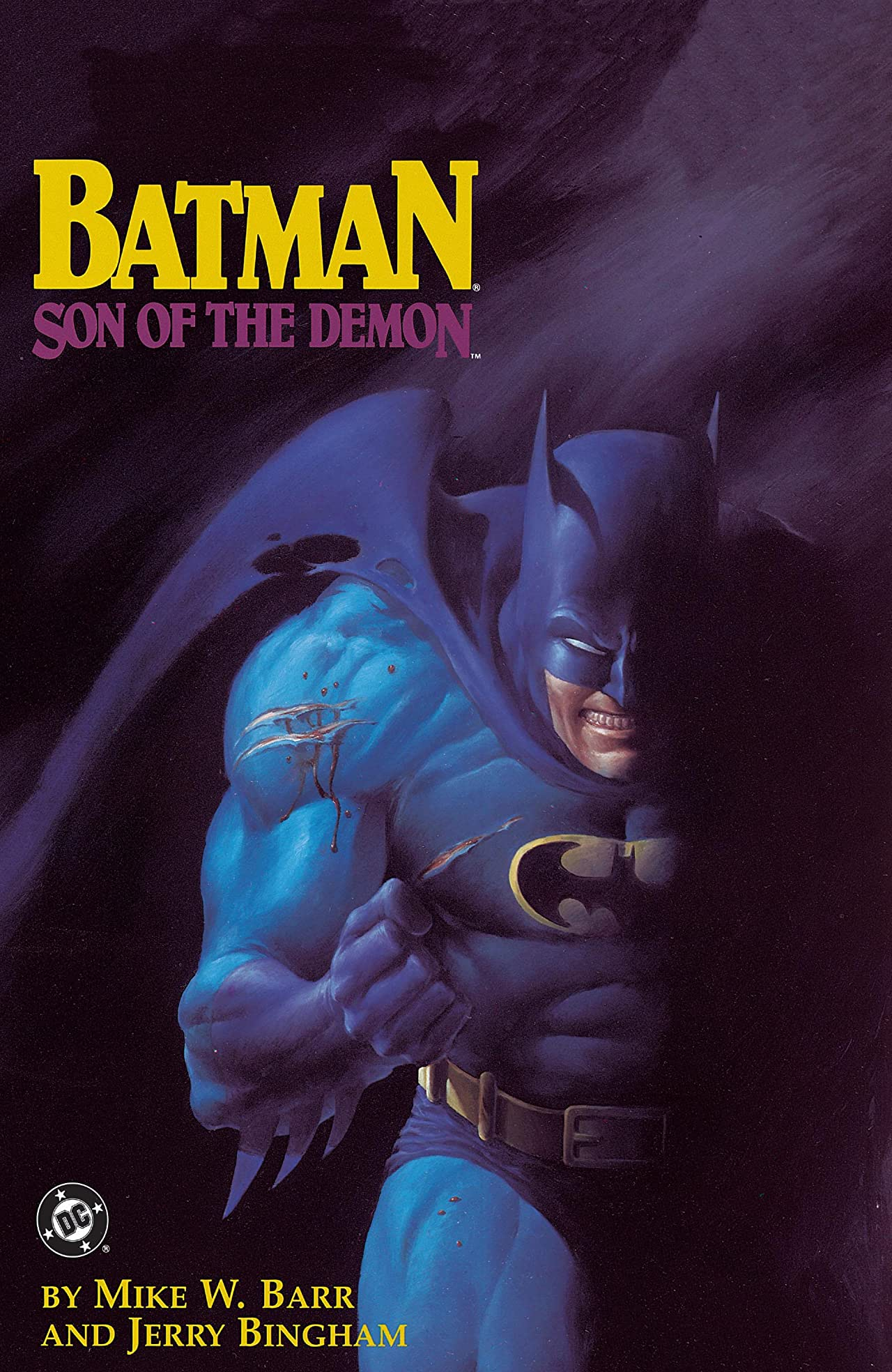 Batman: Son of the Demon (2006) #1