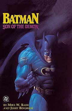 Batman: Son of the Demon (2006) No.1