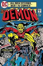 The Demon (1972-1974) #1