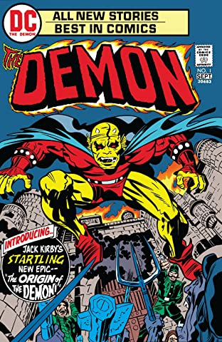 The Demon (1972-1974) #1