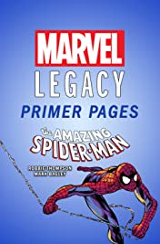 Amazing Spider-Man - Marvel Legacy Primer Pages