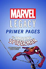 Amazing Spider-Man - Marvel Legacy Primer Pages