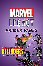 Defenders - Marvel Legacy Primer Pages
