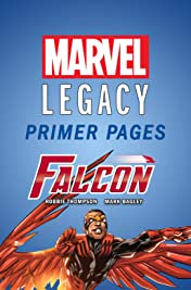 Falcon - Marvel Legacy Primer Pages