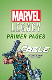 Cable - Marvel Legacy Primer Pages