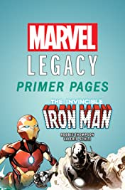 Invincible Iron Man - Marvel Legacy Primer Pages