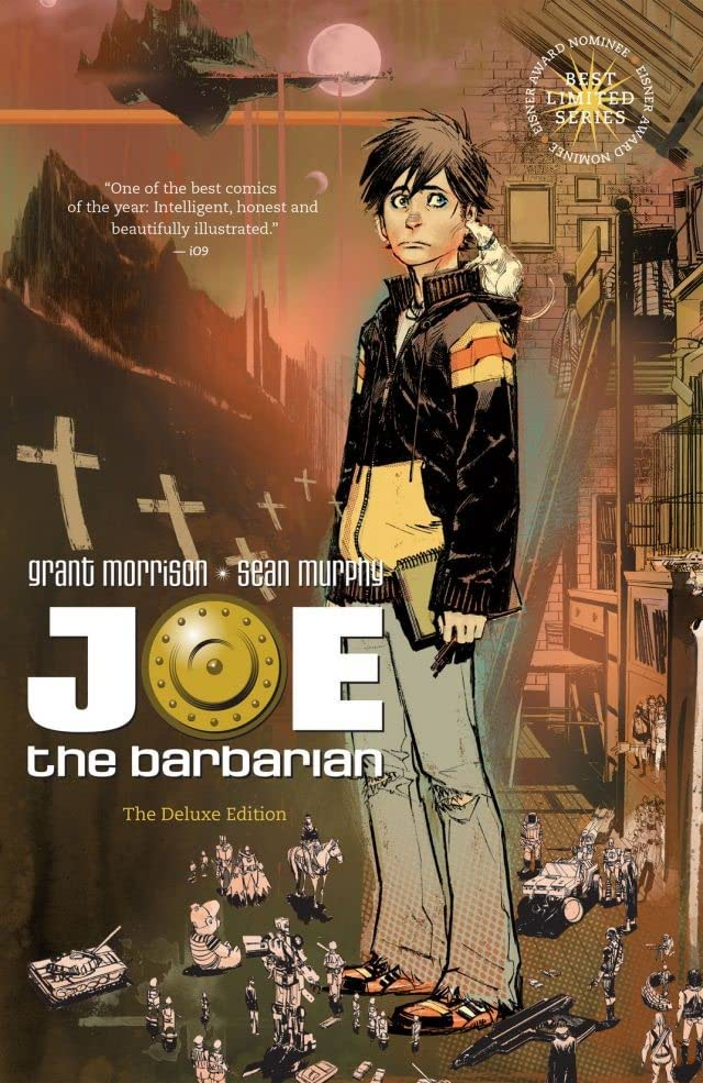 Joe the Barbarian