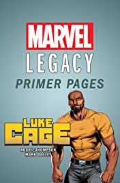 Luke Cage - Marvel Legacy Primer Pages