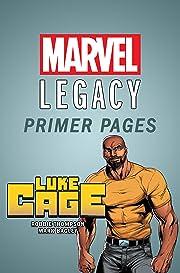 Luke Cage - Marvel Legacy Primer Pages