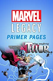 The Mighty Thor - Marvel Legacy Primer Pages