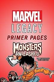 Monsters Unleashed - Marvel Legacy Primer Pages