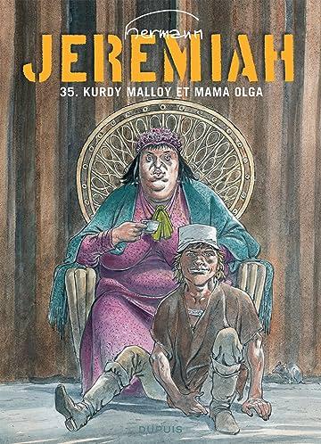 Jérémiah Vol. 35: Kurdy Malloy et Mama Olga