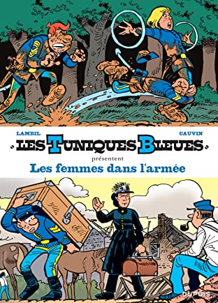 Les Tuniques Bleues présentent Vol. 9: Les femmes dans l'armée