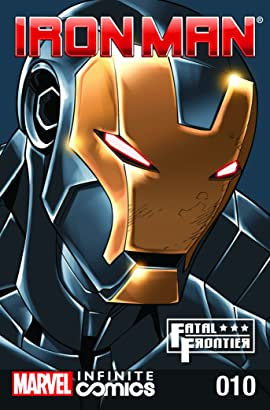 Iron Man: Fatal Frontier Infinite Comic #10