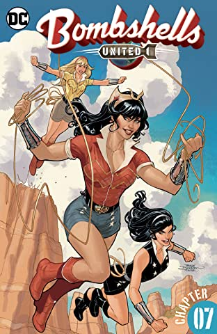 Bombshells: United (2017-2018) No.7